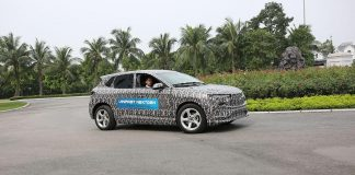Vietnamese Conglomerate Vingroup Tests LG Chem Battery-Powered Electric Car For U.S. Rollout