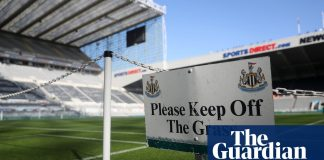 Premier League returns but at Newcastle everything has stopped   Louise Taylor