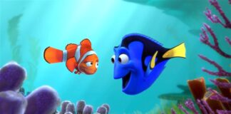 My First Trip to the Cinema: Finding Nemo